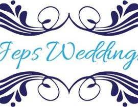 Nro 48 kilpailuun I need a logo for my business name Jeps Weddings käyttäjältä mstalza1994