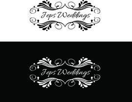 #49 for I need a logo for my business name Jeps Weddings af mstalza1994