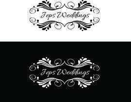Nro 49 kilpailuun I need a logo for my business name Jeps Weddings käyttäjältä mstalza1994
