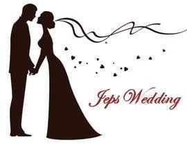 Nro 46 kilpailuun I need a logo for my business name Jeps Weddings käyttäjältä nurainichenoh