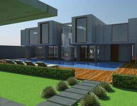 #9 for Design an house with multiple rooms af visibilizar