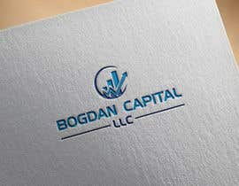 "#49 para Need someone to create a logo for my financial business which is called ""BOGDAN CAPITAL LLC"" Thinking to do something classy with letters something similar to what i have included in the attachment. por nawshad012"