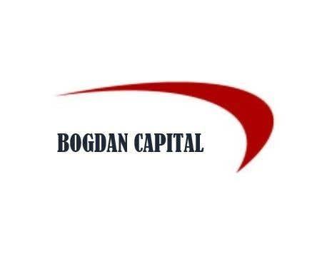 """Penyertaan Peraduan #52 untuk Need someone to create a logo for my financial business which is called """"BOGDAN CAPITAL LLC"""" Thinking to do something classy with letters something similar to what i have included in the attachment."""