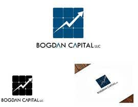 "#54 para Need someone to create a logo for my financial business which is called ""BOGDAN CAPITAL LLC"" Thinking to do something classy with letters something similar to what i have included in the attachment. por wisevisual2"