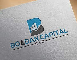 "#58 para Need someone to create a logo for my financial business which is called ""BOGDAN CAPITAL LLC"" Thinking to do something classy with letters something similar to what i have included in the attachment. por sumon7it"