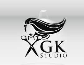 nº 17 pour I have recently started my own hairdressing studio and I need a logo done up.  I would like to incorporate the name of the business into the logo somehow - GK Studio par imshamimhossain0