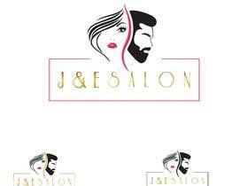 designgale tarafından Logo - J&E Salon için no 39
