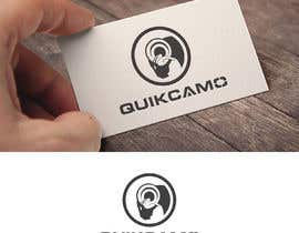 #595 for QuikCamo Headwear needs a logo that speaks quality by tontonmaboloc