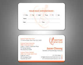 #6 for Business Cards and A-Frame Sign for Anytime Physio af patitbiswas