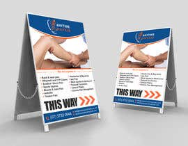 #87 for Business Cards and A-Frame Sign for Anytime Physio af patitbiswas