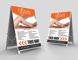 #94 for Business Cards and A-Frame Sign for Anytime Physio af patitbiswas