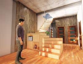 #70 for (Architecture Work) Design A Staircase For House by jairandresrmz