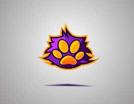 #311 for Design a cat paw logo by noxus9