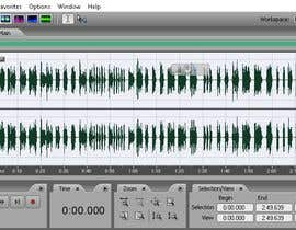 #33 , Make voice (audio file) sound more robotic - 1 minute - quick audio edit 来自 gabrielcamua