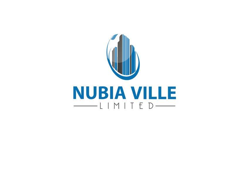 Kilpailutyö #                                        69                                      kilpailussa                                         Corporate Identity Design for Nubiaville