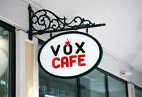 Graphic Design Konkurrenceindlæg #47 for Current logo attached..need a new logo...vox cafe is the name