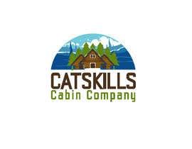 Nro 31 kilpailuun Log Cabin Company Logo Design käyttäjältä subirray