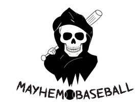 #3 для Baseball Team Logo - Graphic Design від Marwanhamza