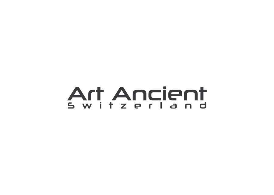 Konkurrenceindlæg #228 for An Logo for my brand ArtAncient Switzerland. This will be in the future an online ancient-art shop.