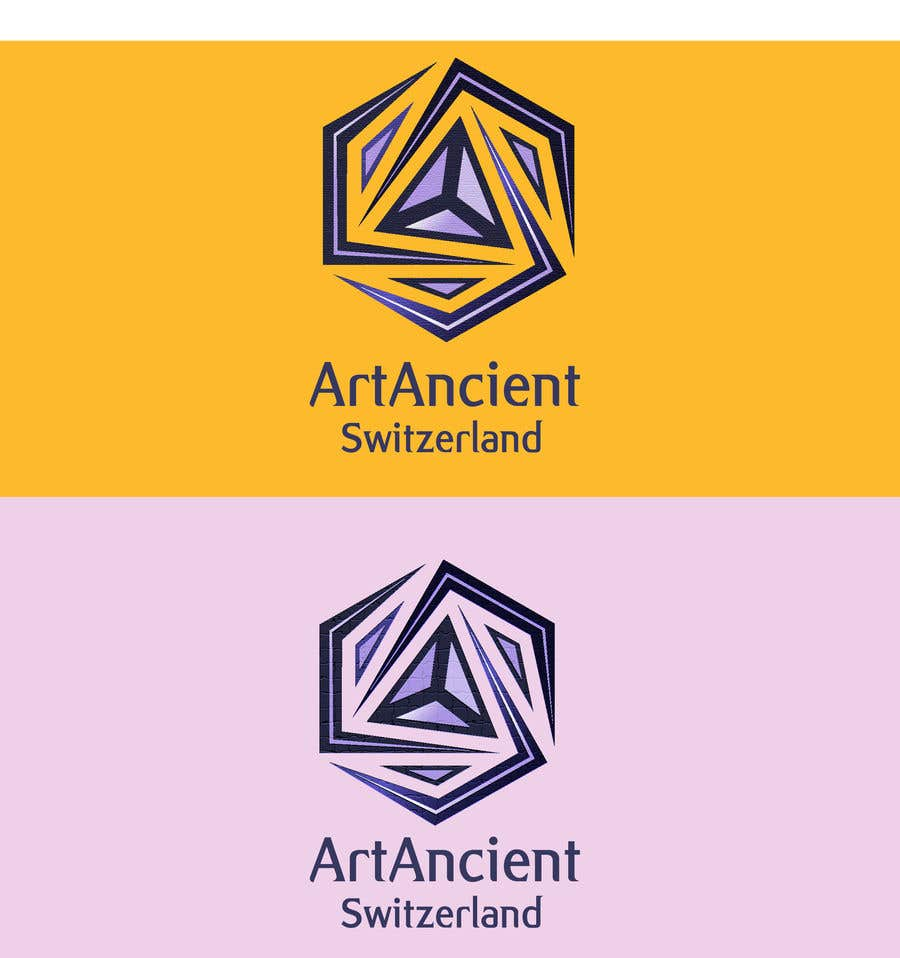 Konkurrenceindlæg #229 for An Logo for my brand ArtAncient Switzerland. This will be in the future an online ancient-art shop.