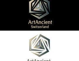 #230 for An Logo for my brand ArtAncient Switzerland. This will be in the future an online ancient-art shop. by graphicdesignin1