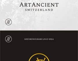 #225 for An Logo for my brand ArtAncient Switzerland. This will be in the future an online ancient-art shop. by ura