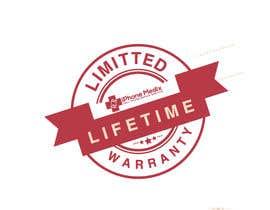 #14 untuk Limited Lifetime Warranty image design oleh MRawnik