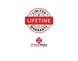 #8 untuk Limited Lifetime Warranty image design oleh onlinemahin