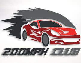 #4 untuk I need a logo for my instagram account my account my page revolves around exotic super cars! The page name is 200MPH Club oleh jordanmitchdev