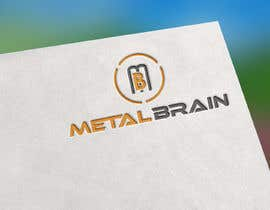 "#276 για Design a Logo for technology company ""MetalBrain"" από mohiuddin610"
