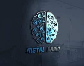 "MrChaplin님에 의한 Design a Logo for technology company ""MetalBrain""을(를) 위한 #173"