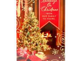 #1 untuk Design Christmas Card -- 2 oleh humdnair1