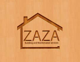 #201 untuk Logo design ZAZA Building and Maintenance Services oleh Rasheda123