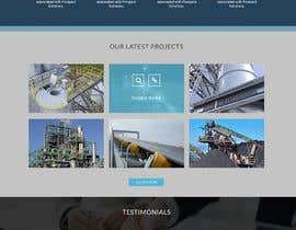 Nro 38 kilpailuun Design a website basis a design concept that's already in place. käyttäjältä SaifulSk