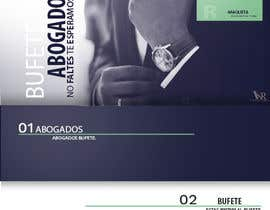 prowebxd1 tarafından Diseñar un folleto A5 - Tema Abogados için no 5