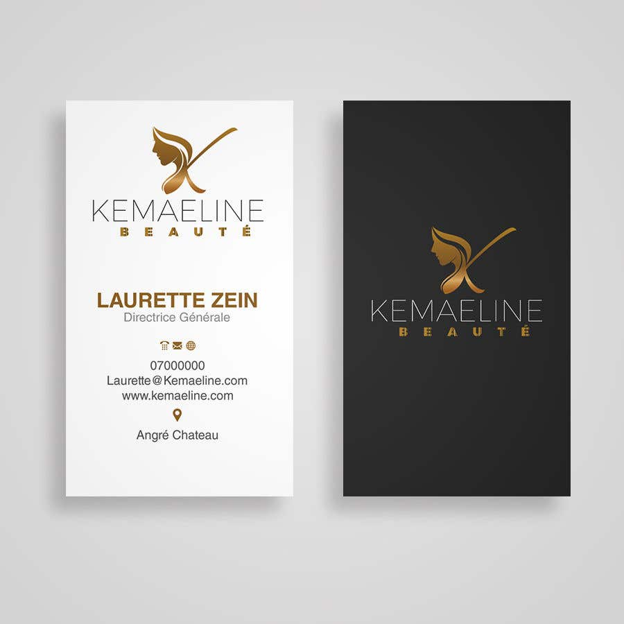 Proposition n°                                        9                                      du concours                                         NEED VERTICAL BUSINESS CARD (URGENT)