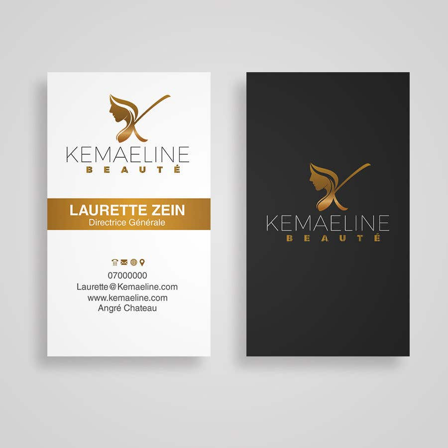 Proposition n°                                        10                                      du concours                                         NEED VERTICAL BUSINESS CARD (URGENT)
