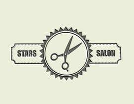 nº 36 pour Logo for my hairdresser where I always go to cut hair :-) par Dashing18