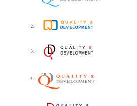 #121 for Logo for QD by lamin12