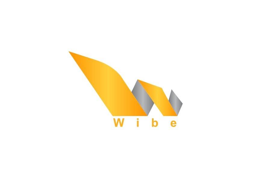 Конкурсная заявка №16 для Logo Design for Wibe
