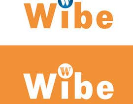 #26 para Logo Design for Wibe por pelyoux2