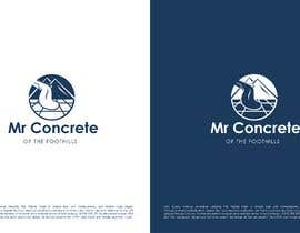 #48 for Mr Concrete of the Foothills Logo af Duranjj86