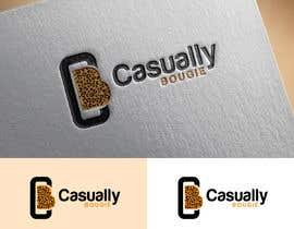 sunny005 tarafından Logo design for Casually Bougie için no 5