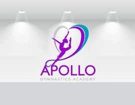 """Nro 205 kilpailuun Logo for """"Apollo Gymnastics Academy"""" käyttäjältä sabihayeasmin218"""