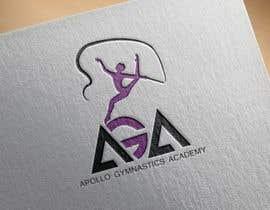 "#155 for Logo for ""Apollo Gymnastics Academy"" by ibadurrehman451"