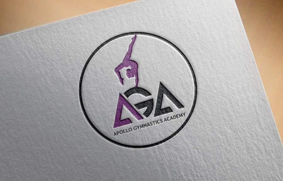 """Konkurrenceindlæg #157 for Logo for """"Apollo Gymnastics Academy"""""""