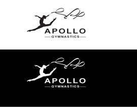 """Nro 11 kilpailuun Logo for """"Apollo Gymnastics Academy"""" käyttäjältä doaaabdo0305"""