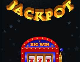 Nro 7 kilpailuun Design a Banner for Store Front & Doors (Casino Style) käyttäjältä ajmal32150