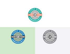 #29 untuk Record Label Logo oleh desipark