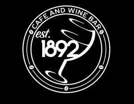 nº 102 pour Logo Design - Cafe/Wine Bar par blackstarteam